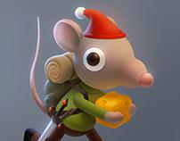 Mouse Concept Art