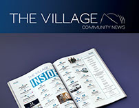Smart Village Egypt / Magazine Design