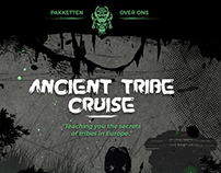 ancient tribe cruise - school project