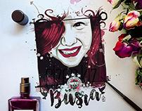 büşra portrait