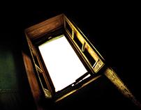 Riflessi d'inchiostro e luce
