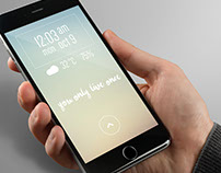 YOLO mobile UI interface