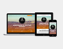 Stillpoint Explorations web design