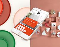 design möbel SALE!   Relaunch of Website