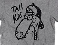 Tall Kids T-shirt