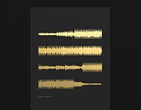 Waveform poster series 2017