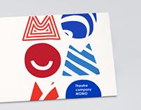 MOMO branding