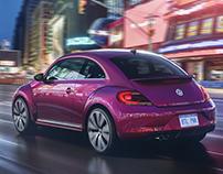 Volkswagen Beetle NY Auto Show 2015