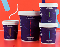 Lody Syrenka packaging