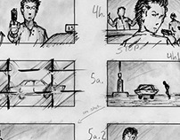 """New Year's"" Storyboards (music video)"
