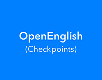 OpenEnglish - Test checkpoints