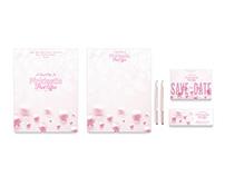 """BRANDING - """"2015 Pink Ice Gala"""" Logo & Print Design"""