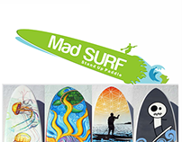 Mad SURF / Stand Up Paddle