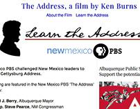 The Address - Local Web Design