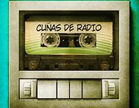 Cuñas AD/ RADIO
