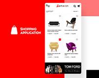 Online Shopping App Jamazon