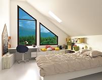 Comarnic_house_child room