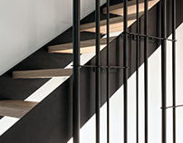 Stairs in the house - Bielsko-Biala