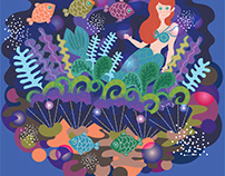 Mermaid at Local Sea