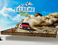 Extreme Rally (Photo Manipulation)