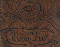 The Book of Knowledge Sketchbook