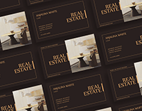 Free Real Estate Business Card Design