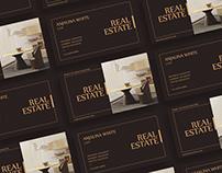 Free Real Estate Business Card Design