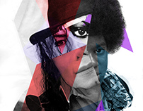 Michael Jackson Collage