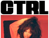 CTRL - SZA album artcover