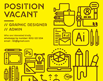 The Position Vacant Posting