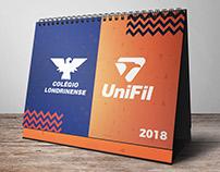 Campanha Final de Ano UniFil 2017 - 2018