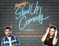 Miércoles de Stand Up Comedy