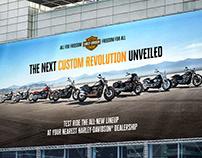 Harley Davidson - Model Year 2018, India