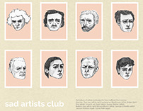 Sad Artists Club