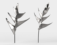Helios (Kinetic Sculpture Design)