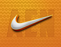 African Edition Nike Kicks