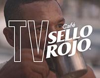 TV Café Sello Rojo