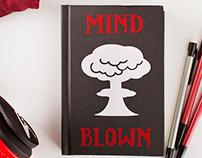 Mind Blown Notebook