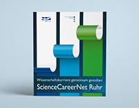ScienceCareerNet Ruhr Brochure