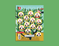 COVER - ARCHITEKTURA- MURATOR