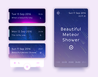 Planet Diary App
