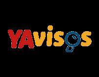Re-design logo Yavisos.com