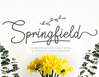 Free Font - Springfield
