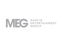 Martin Entertainment Group Logo and Badge System