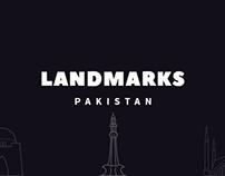 Landmarks Pakistan