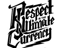 Respect Is the Ultimate Currency