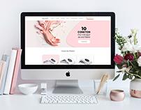 Website for Ulka