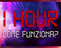 1 HOUR - 2016 Video promo