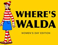 Trova Walda_ADV 8 Marzo