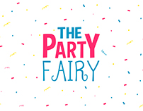The Party Fairy: Logo